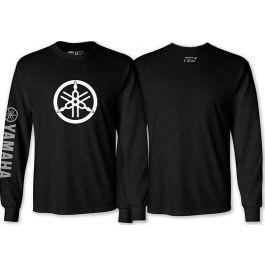 17-87212 Black, Medium Factory Effex YAMAHA Long Sleeve T-Shirt