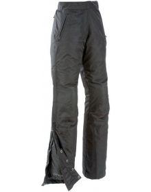Joe Rocket Ballistic 7.0 Womens Pants Black