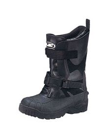 HJC Standard Snowmobile Boots Black