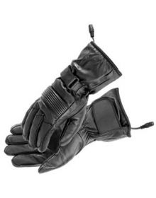 Firstgear Heated Tour Womens Gloves Black