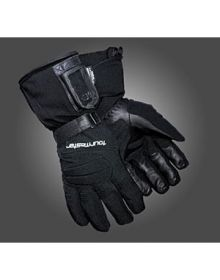 Tourmaster Synergy Textile Heated Electric Gloves Black