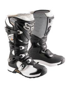 Fox Racing Comp 5 Womens Boots Black/White