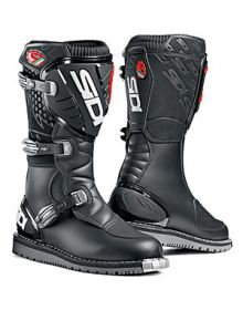 Sidi Discovery Rain Boots Black