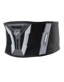 Fox Racing Turbo Adult Kidney Belt Black/Grey