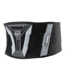 Fox Racing Turbo Youth Kidney Belt Black/Grey