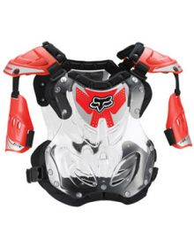 Fox Racing R3 Chest Protector Red Small