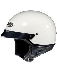 HJC CS-2N Half Helmet White