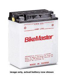 BikeMaster Battery YTX14-BS