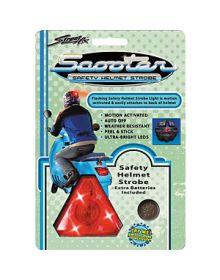 Fx Universal Helmet Led Strobe Safety Light Red