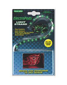 Street Fx Led Light Strip 12In Green