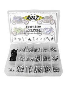 Bolt Sport Bike Pro-Pack Bolt Kit