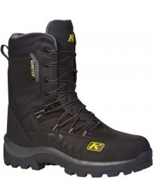 Klim Adrenaline GTX Gore-tex Snowmobile Boots Black
