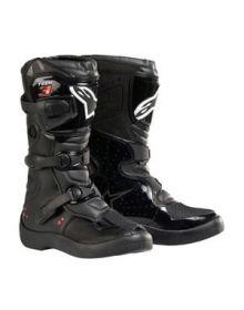 Alpinestars Tech 3S Youth Boots Black