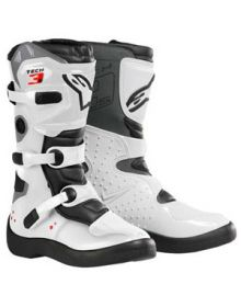 Alpinestars Tech 3S Boots White Youth