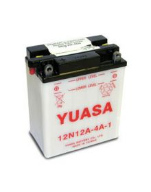 Yuasa Battery 12N12A-4A-1