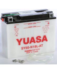 Yuasa Battery SY50-N18L-AT