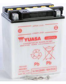 Yuasa Battery YB14-B2