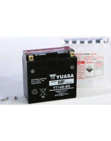 Yuasa Battery YT14B-BS - Replaces YT14B-4
