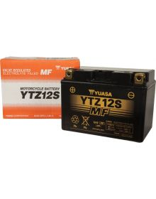 Yuasa Battery YTZ12S - Maintenance Free