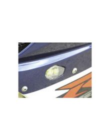 Mototek Flush Mount Turn Signals Gsxr600 01-05 Clear