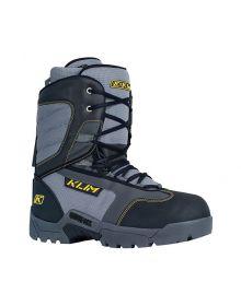 Klim Radium Snowmobile Boots Black