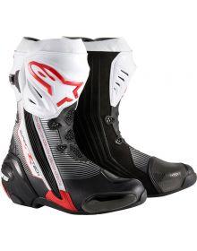 Alpinestars Supertech R Vented Boots Black/Red/White
