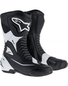Alpinestars SMX-S Boots Black/White