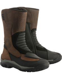 Alpinestars Campeche Boots Brown/Black