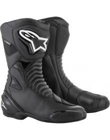 Alpinestars SMX-S Waterproof  Boot Black