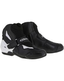 Alpinestars SMX-1 R Vented Boots Black/White