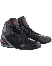 Alpinestars Faster-3 Drystar Riding Shoe Black/Grey/Red