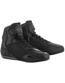 Alpinestars Faster-3 Drystar Riding Shoe Black/Grey