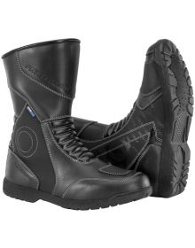 Firstgear Kili Hi Waterproof Boots Black