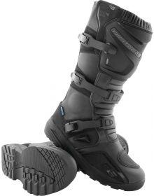 Firstgear Kathmandu Waterproof Boots Black