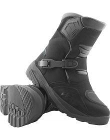 Firstgear Timbuktu Waterproof Boots Black