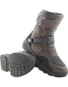 Firstgear Timbuktu Waterproof Boots Brown