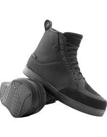 Firstgear Coastal Waterproof Shoes Black
