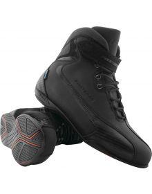 Firstgear Palisade Waterproof Shoes Black