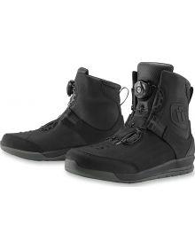 Icon Patrol 2 Boots Black