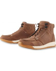 Icon Truant 2 Boots Brown