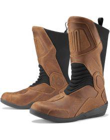 Icon Joker Waterproof Boots Brown