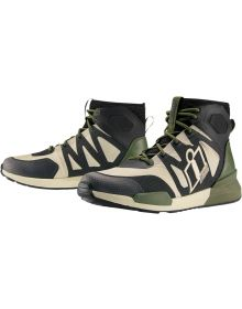 Icon Hooligan Shoe Green