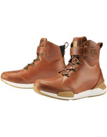 Icon Varial Boots Brown