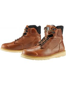 Icon Brigand Boots Brown