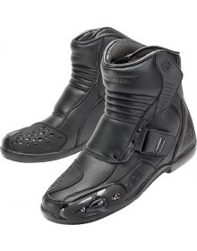 Joe Rocket Razor Boot Black