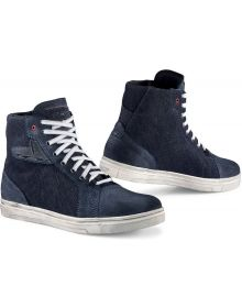 TCX Street Ace Boots Blue Denim