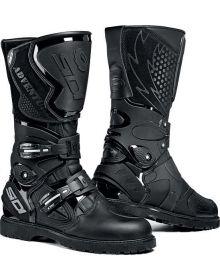 Sidi Adventure Rain Boots Black