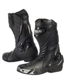 Cortech Latigo Air Race Boots Black