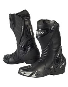 Cortech Latigo Waterproof Race Boots Black