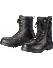 Tourmaster Coaster Waterproof Boot Black
